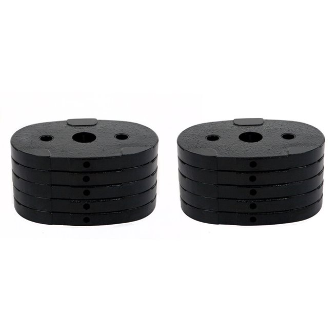 Add. weight block 45 kg for FT1/FT2