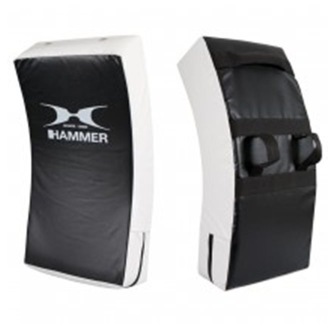 Curved Forearm shield PVC