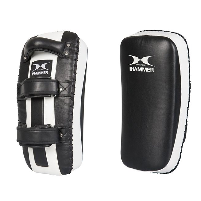 Hammer Curved Leather Thai pad - Par