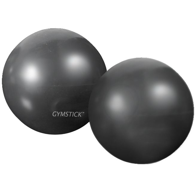 Gymstick Exercise Weight Ball 2 x 1kg