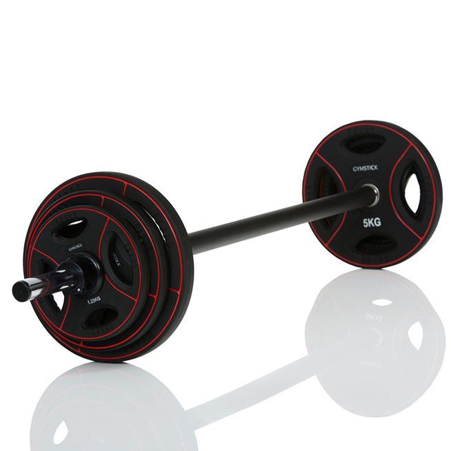 Strålande Gymstick skivstång du kan köpa online | Maximal Fritid VQ-52