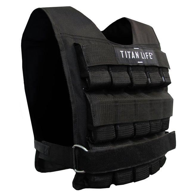 TITAN LIFE 30 kg Weight Vest