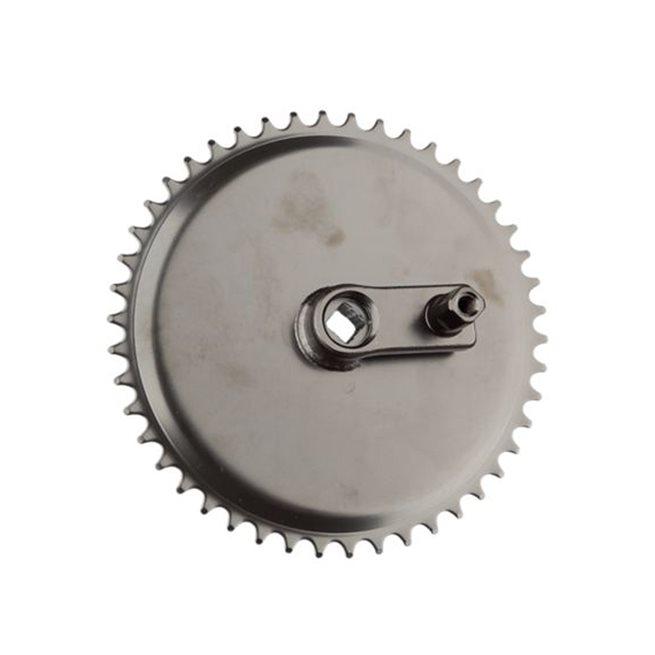 Assault Air Bike Right bell crank w/chain wheel