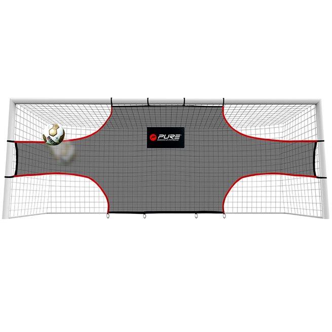 Pure Practice Net, Soccer  (732 x 244  cm)