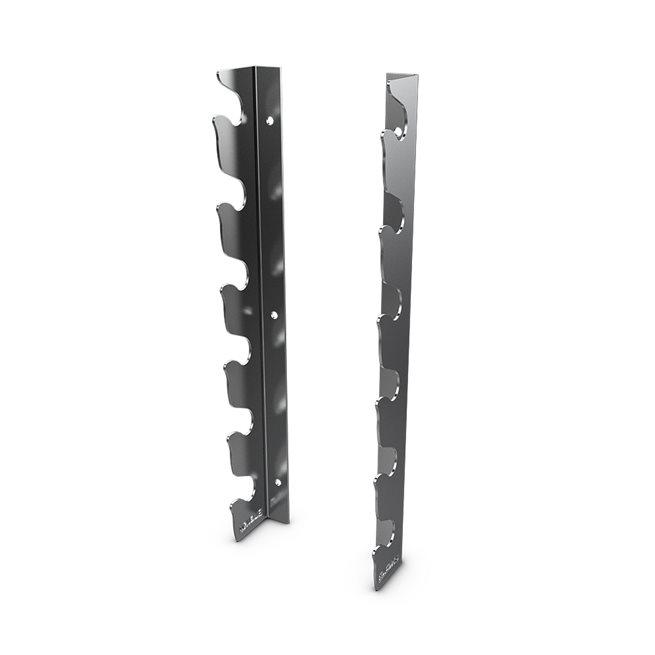 Eleiko wall mounted bar rack - chromed