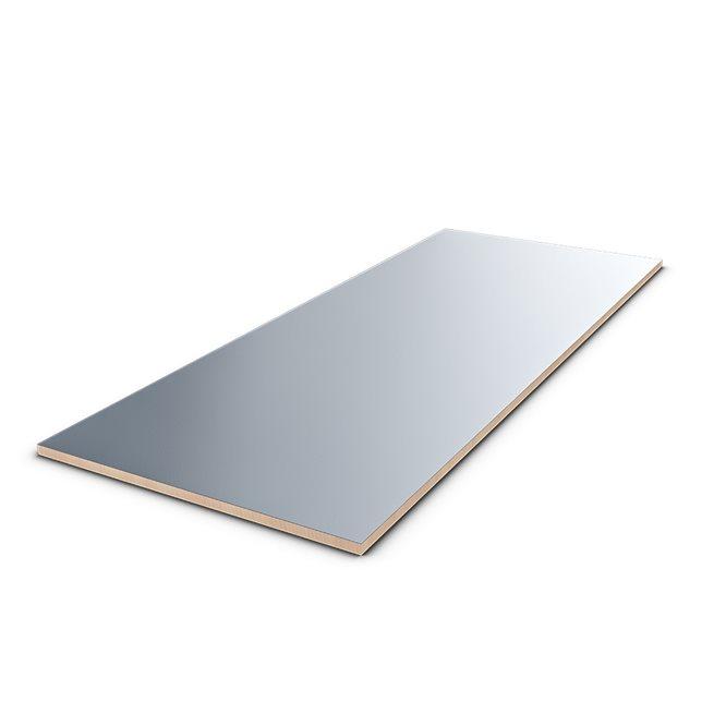 Wooden Plate for Training Platform, Grey