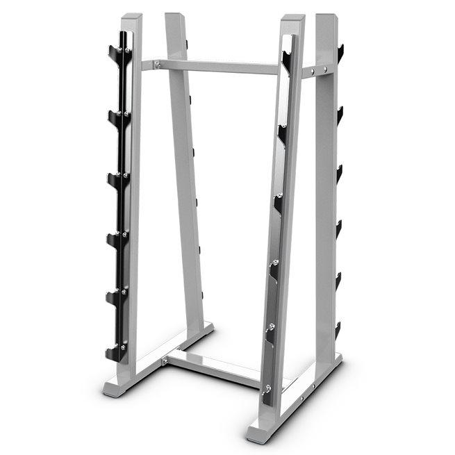 Eleiko Classic Fixed Weight Barbell Rack, 12 bars