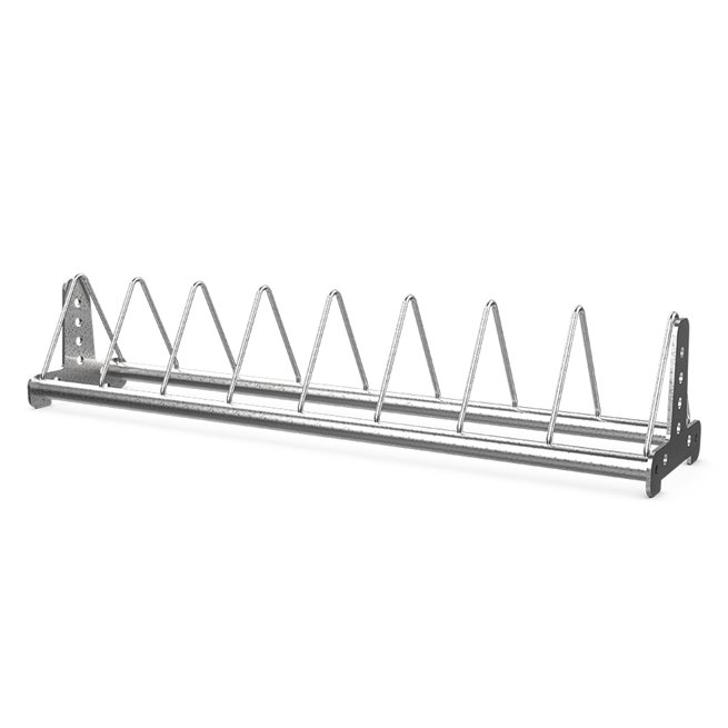 Eleiko XF 80 Disc Rack 2.0- galvanized