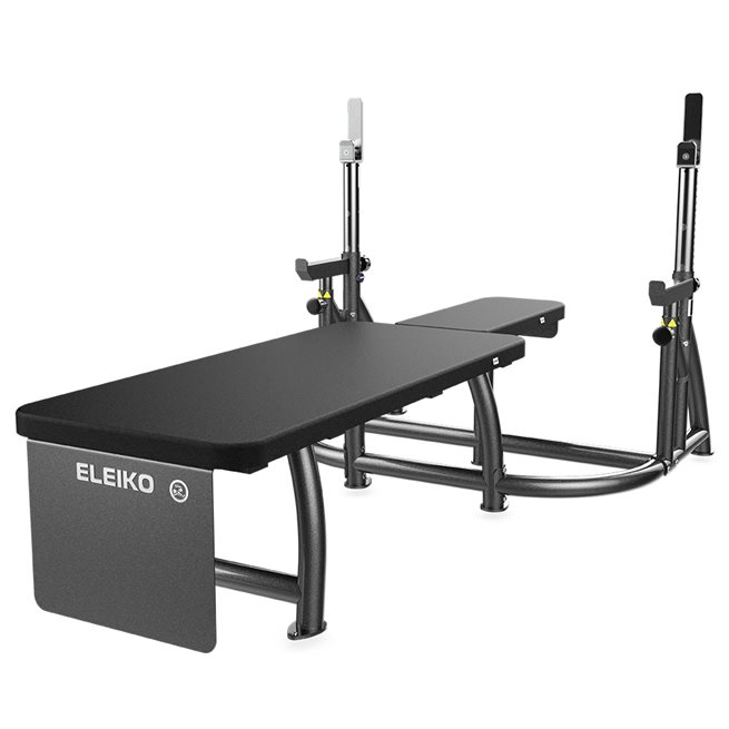 Eleiko Wppo Powerlifting Bench Press Charcoal