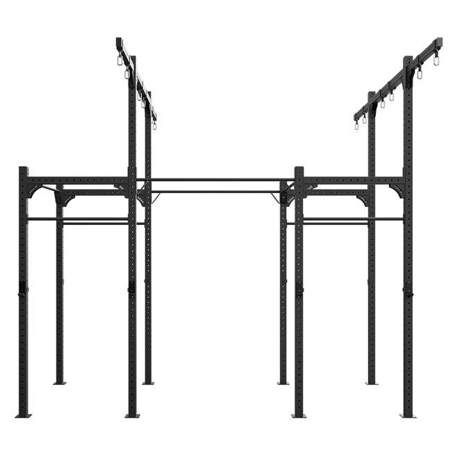 Eleiko Freestanding 4,2m XF 80 Rig w/ Rings/ropes