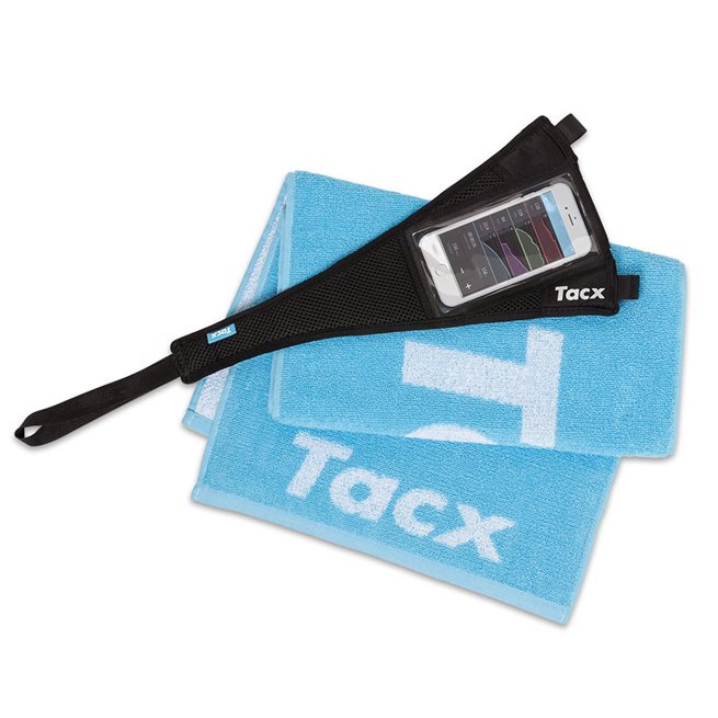 Tacx Sweat set (towel + sweat cover)