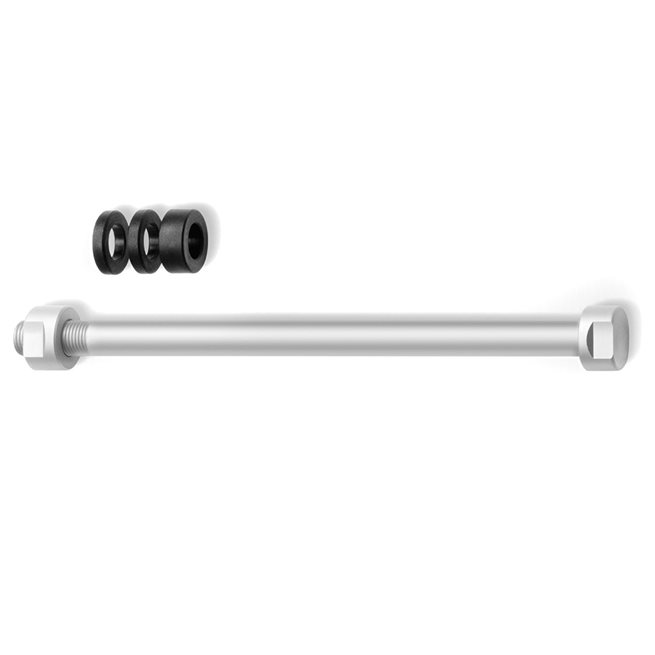 Tacx Trainer Thru Axle: Tacx E-Thru Axle Skewer 12 Mm Rear Wheel
