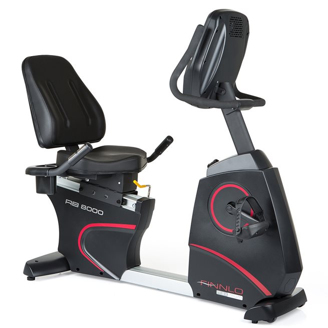 Finnlo Maximum Recumbent Bike RB 8000