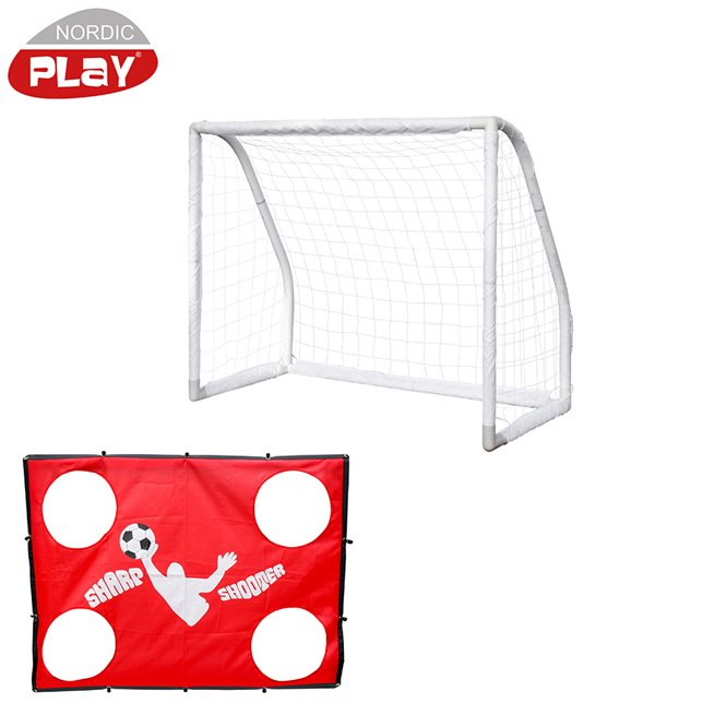 NORDIC PLAY Pro Goal inkl. Sharp Shooter