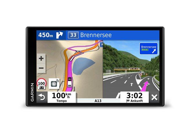 Garmin Camper 780 och Digital Traffic