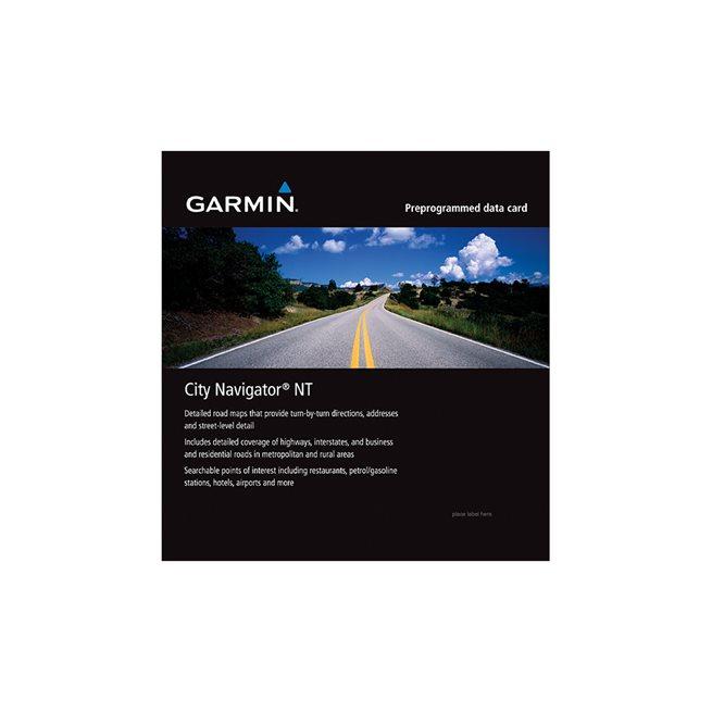Nordamerika Garmin microSD™/SD™ card: City Navigator®