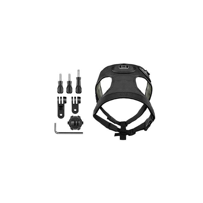 Garmin Long Dog Harness (VIRB® Series)