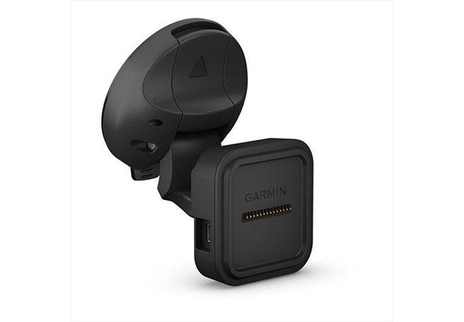 Garmin Sugkopp med magnetfäste och port för videoingång