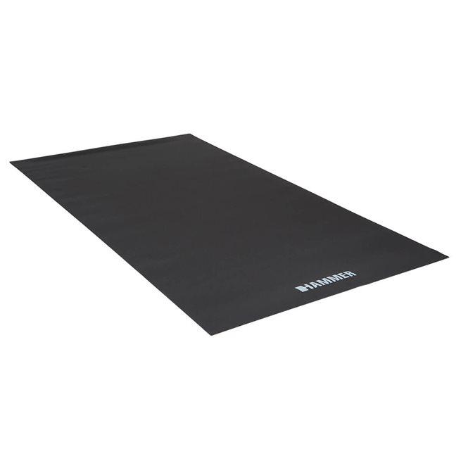 Hammer Floor Mat black