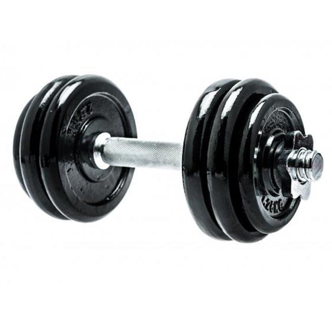 FitNord Dumbbell set 15 kg (30mm)