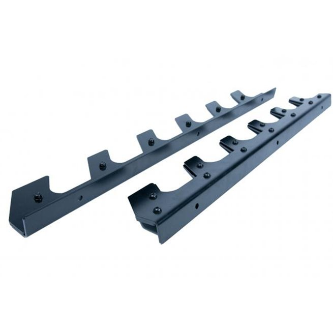 FitNord Wall mount barbell holder