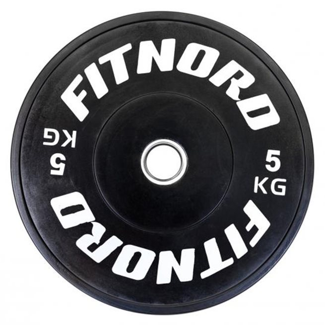 FitNord Competition Bumper Plate