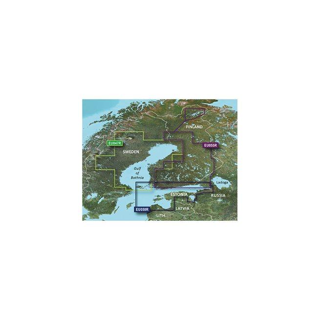Finnish Lakes Garmin microSD™/SD™ card: VEU055R