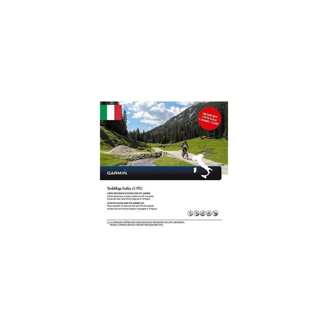 Italien v4 PRO Garmin - microSD™/SD™-kort