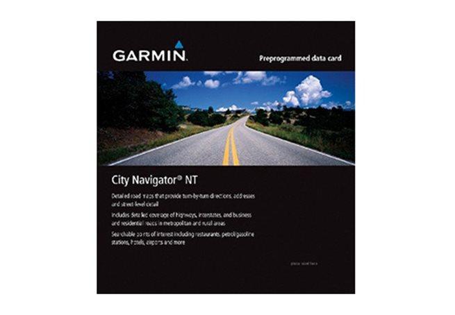 Västafrika NT City Navigator® - Garmin microSD™/SD™ card