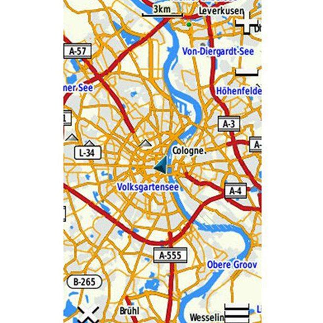 Garmin microSD™/SD™ card : Cycle Map EU