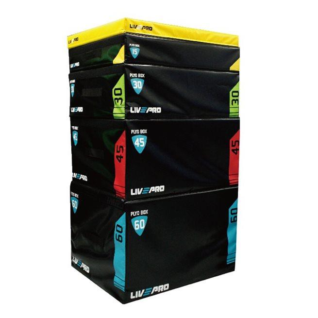 Soft Plyo Metric Boxes