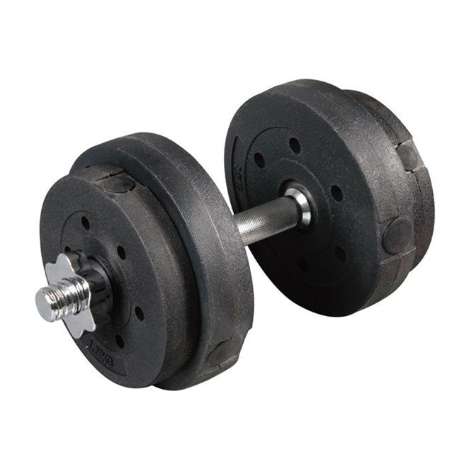 TITAN LIFE Handweight 20kg - Adjustable