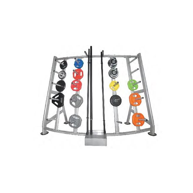 TITAN LIFE pumset Rack. Holds 15 set.