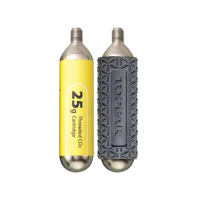 CO2-patroner, 25 g, 2 st