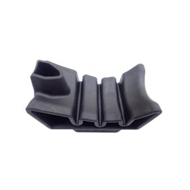 Pakgo X, gummiskydd för vevparti