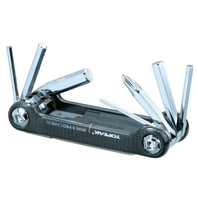 Mini 9 Pro, miniverktyg, svart