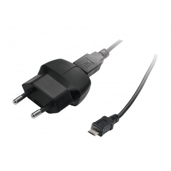 USB Charger + Micro USB Cable