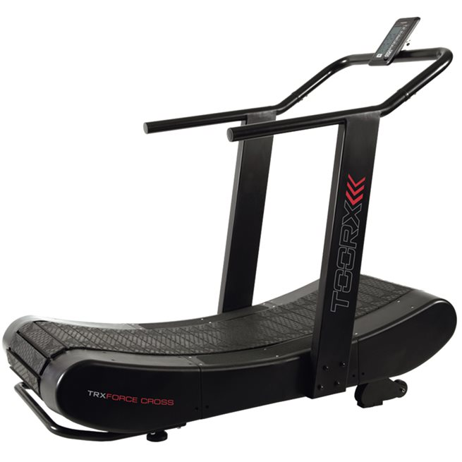Curved treadmill TRX FORCE CROSS