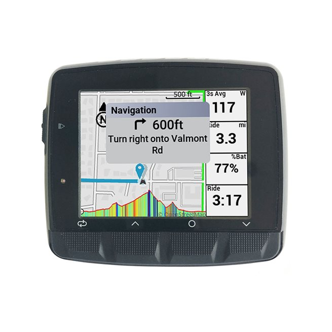 Stages Dash - L50 GPS COMPUTER