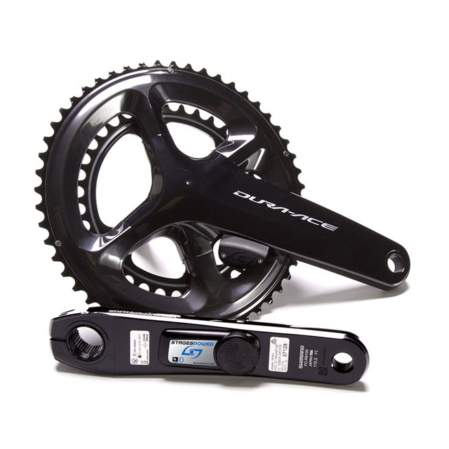 Stages Power LR - Shimano Dura-Ace R9100 - 50/34