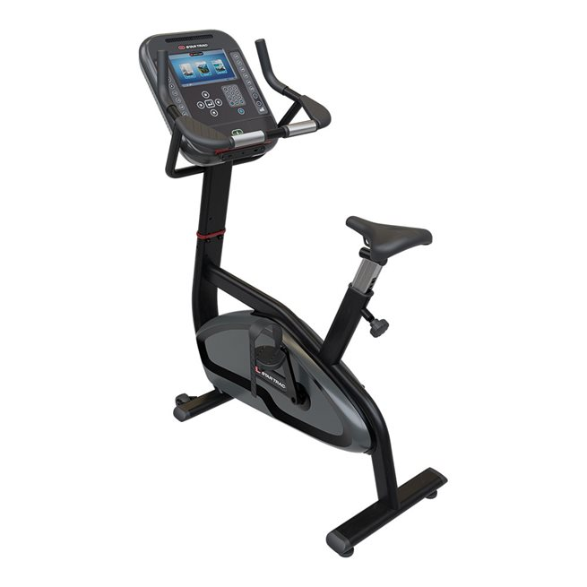 4 SERIES UPRIGHT BIKE W/10