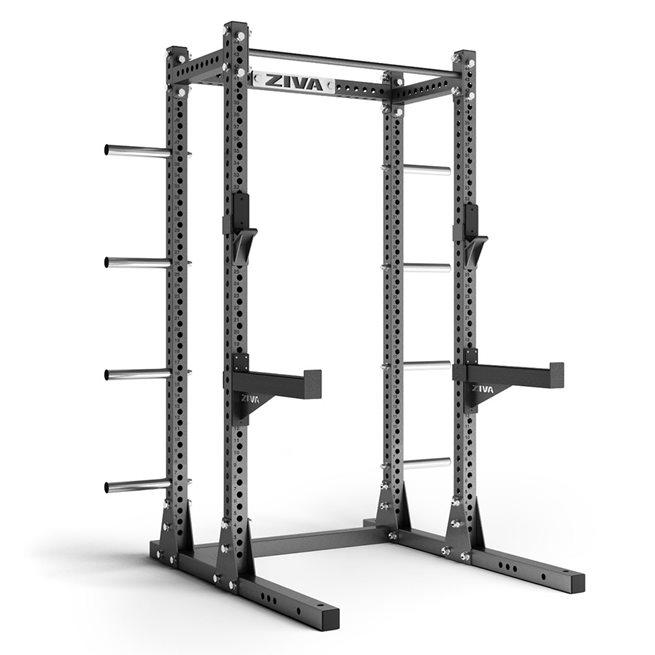 Half Rack Storage Includes J-Cup Pair + Safety Arm Pair