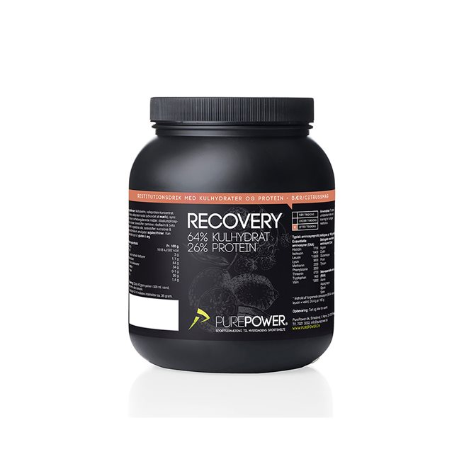 PUREPOWER Recovery Drink 1,6 kg