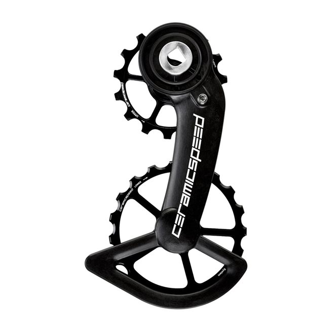 OSPW System for SRAM Red/Force AXS Coated