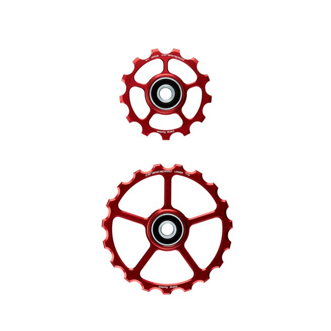 Oversized Pulley Wheels 13/19 tooth (spare)