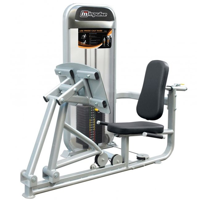 Impulse Leg Press / Calf Raise