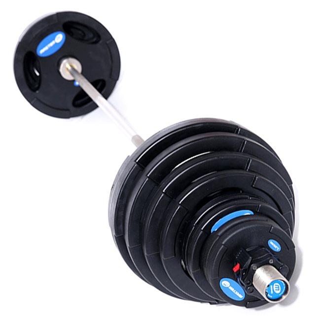 Skivstångsset - Skivstångspaket och lösa vikter (25-50mm)  7e3f055b5597f